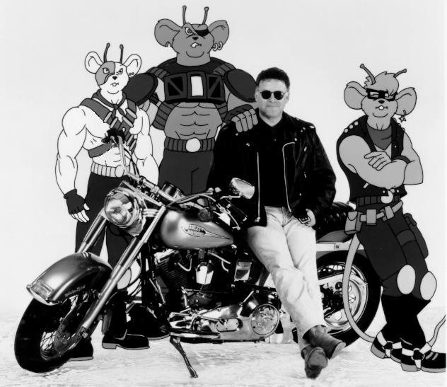 biker mice from mars villain - photo #26